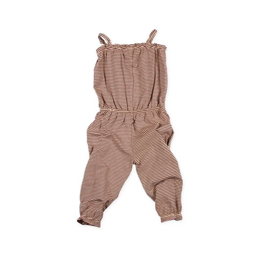 Mini Rodini Novaro Jumpsuit BROWN