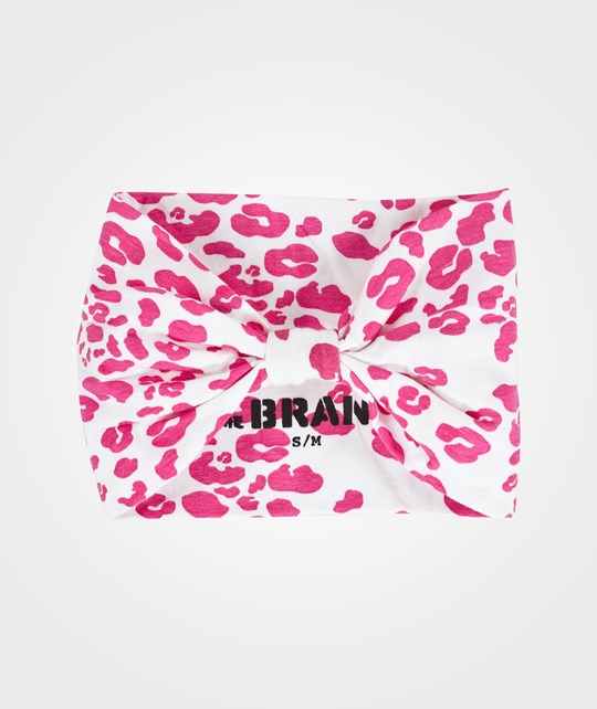 The BRAND Turban Hairband Leo Pink Pink