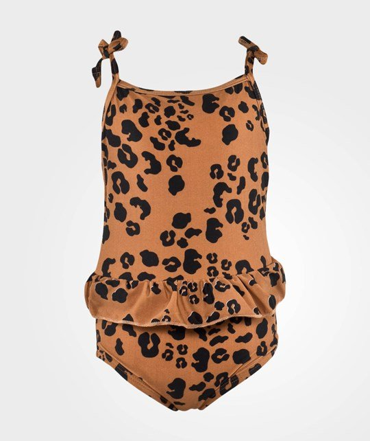 The BRAND Swimsuit Leo BROWN