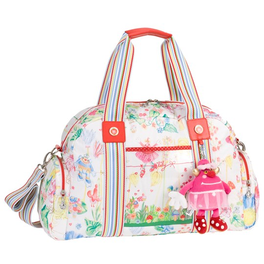 Oilily Fairy Tale White Babybag Multi
