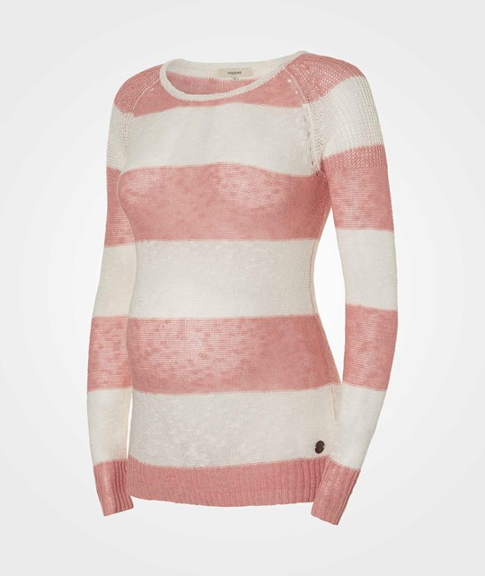 Noppies Pullover Ls Jacy Str Old Pink