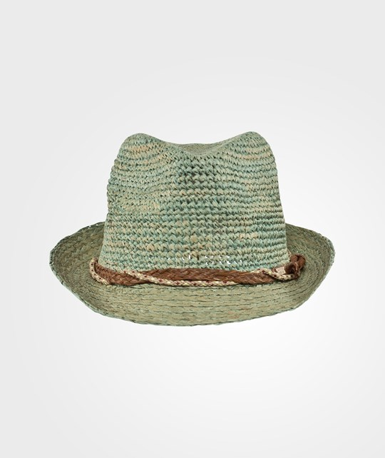 Scotch Shrunk Straw Hat In Different Styling Dessin