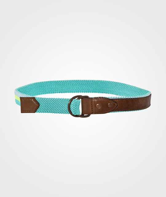 Scotch Shrunk Elastic Belt In Cabana Stripes Dessin