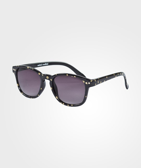 Mini Rodini Spot Aop Sunglasses Black