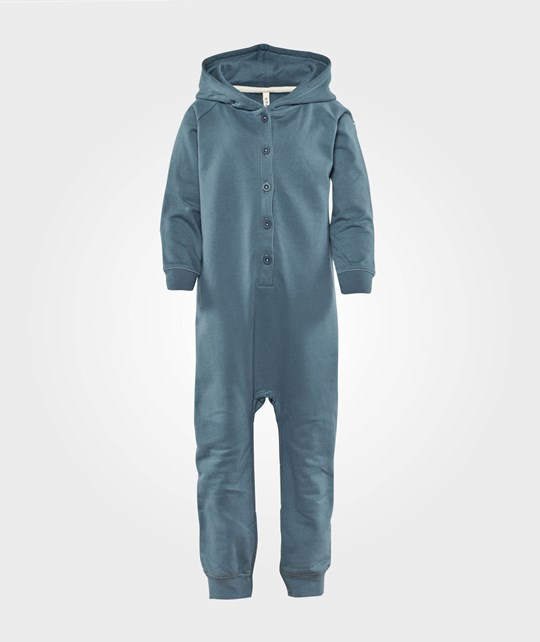 Gray Label Hooded Jumpsuit Denim