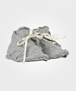 Gray Label Raw Edged Booties