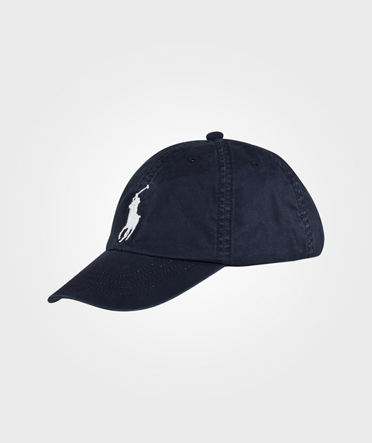 Ralph Lauren Cap Big Pp Aviator Navy
