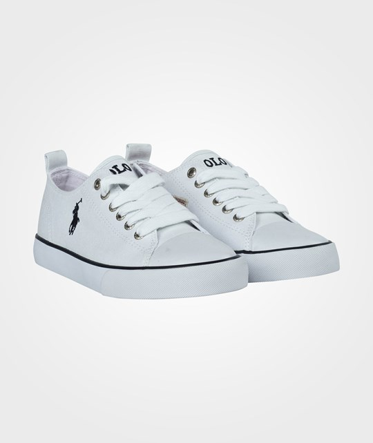 Ralph Lauren Wrentham Low White