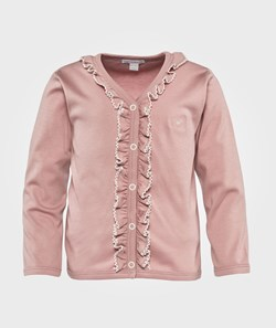 Livly Picot Frilled Cardigan