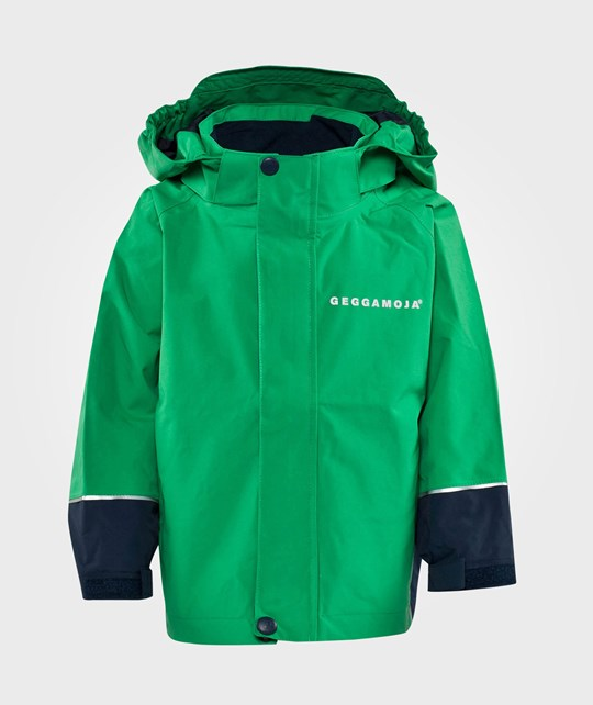Geggamoja All-Weather Jacket  Green