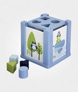 Kid's Concept Пазл Puzzle And Shape Sorter Blue