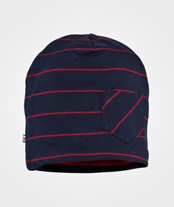 ebbe Kids Beanie Fleece Eva Navy/Red