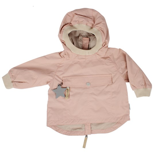 Mini A Ture Vito Baby Anorak Antique Rose Pink