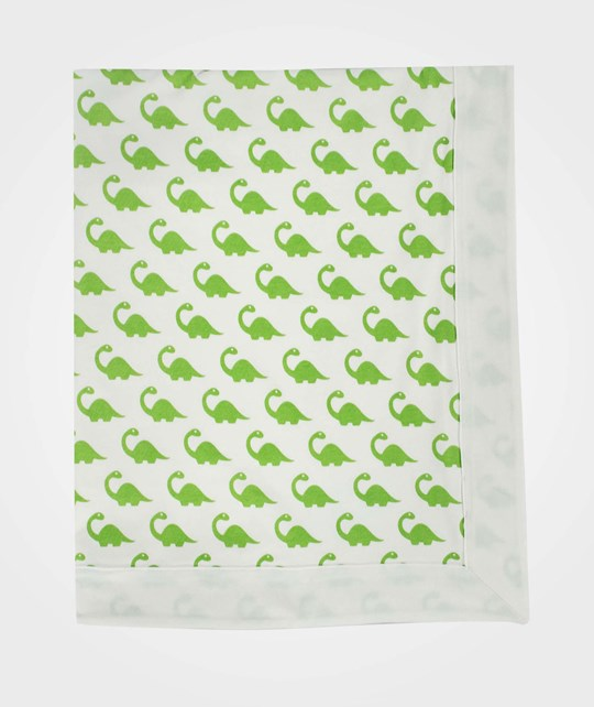 Moschino Baby Blanket All Over Dino Cloud