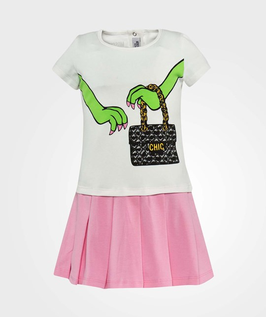 Moschino Kid-Teen Dress  Cloud