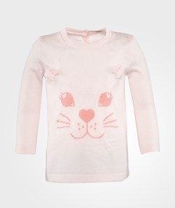 United Colors of Benetton Knit Jumper Pink