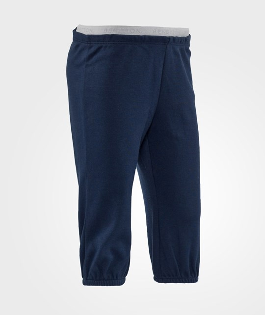 United Colors of Benetton Jogging Pants Navy Blue Navy Blue