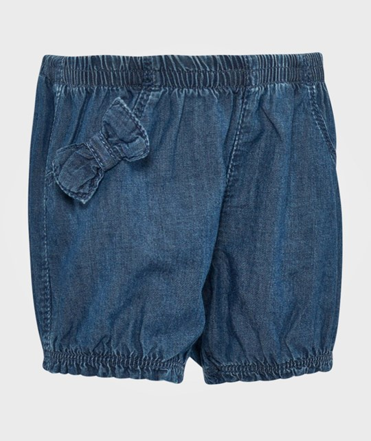 United Colors of Benetton Denim Shorts Blue Blue