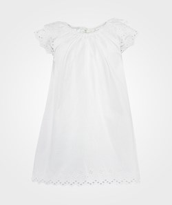 United Colors of Benetton Cotton Dress White