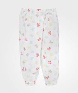 United Colors of Benetton Printed Pants White