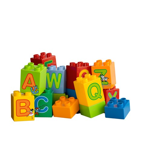 Lego Play With Letters Multi