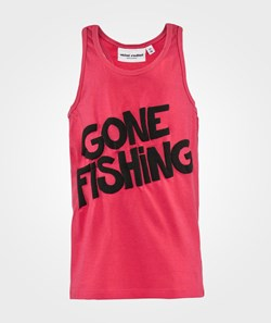 Mini Rodini Gone Fishing Sp Tank Pink