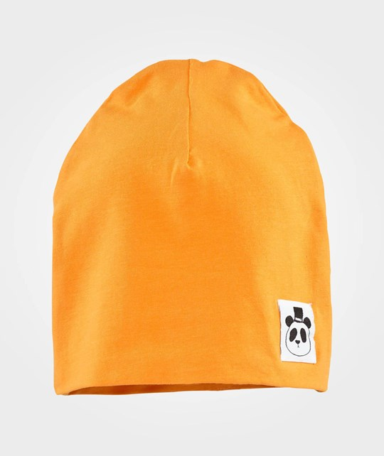 Mini Rodini Basic Beanie Orange