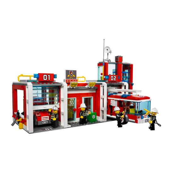 Lego Fire Station Multi