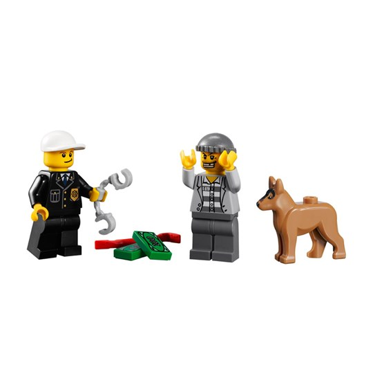 Lego Minicollection Policetheme Multi