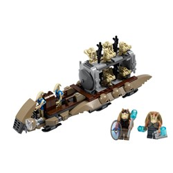 Lego The Battle of Naboo