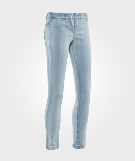 Little Pieces Funky Foxy Legging  Light Blue Denim