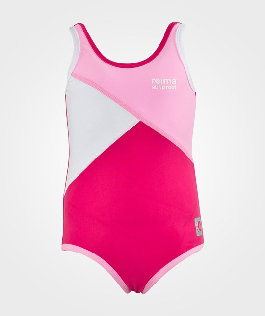 Reima Girls Swimsuit Sumatra Fresh Pink