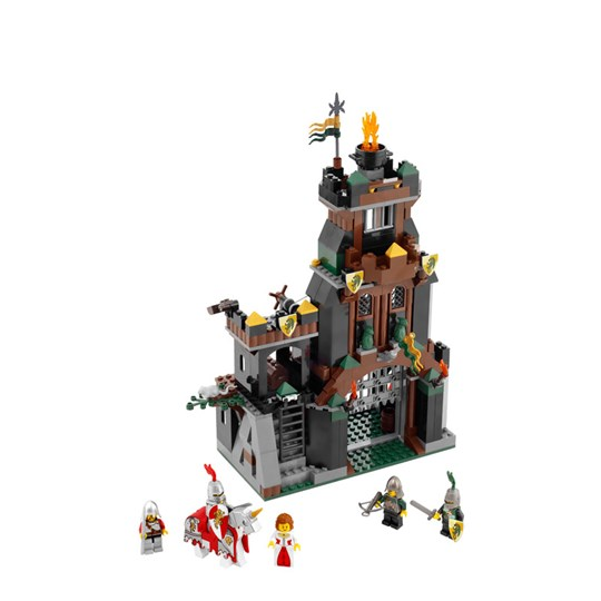 Lego Rescue from the Prison Tower Multi