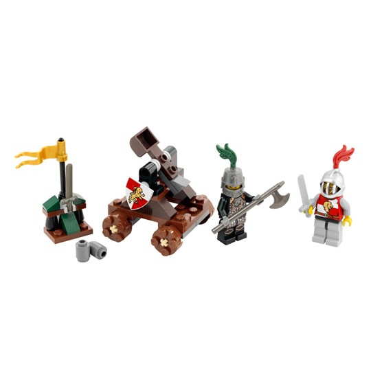 Lego Settlement of the Knights Multi