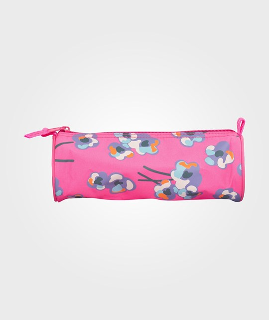 Ticket to heaven Round Pencil Case Multi Pink