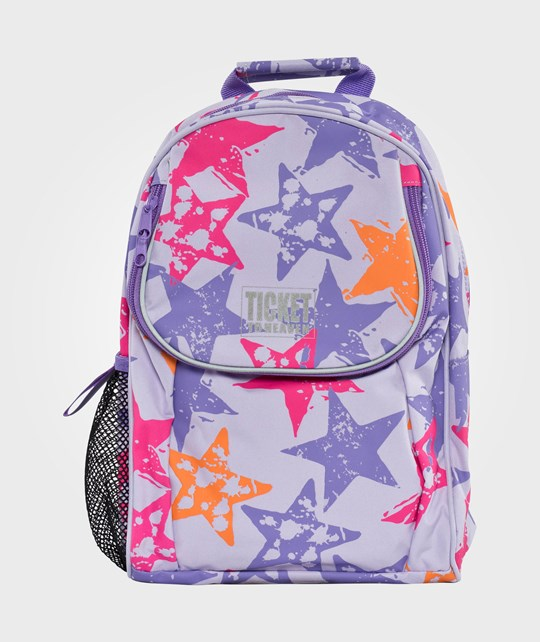 Ticket to heaven Beginners Backpack Multi Purple