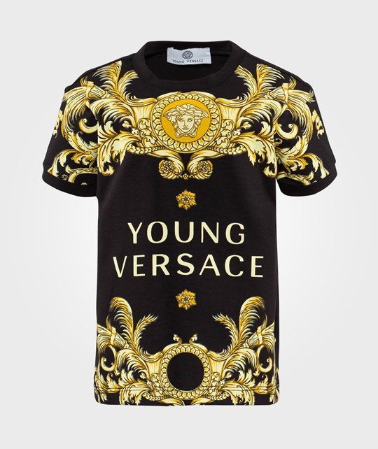 Young Versace T-shirt Multi