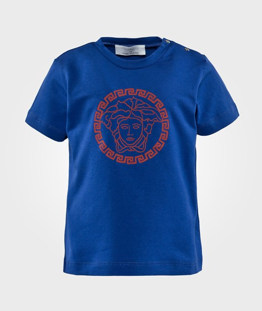 Young Versace Baby T-shirt Multi