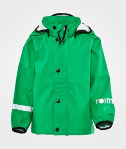 Reima Raincoat Lampi Green