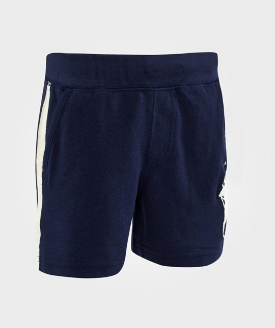 Ralph Lauren Bottoms Po Short Print Cruise Navy