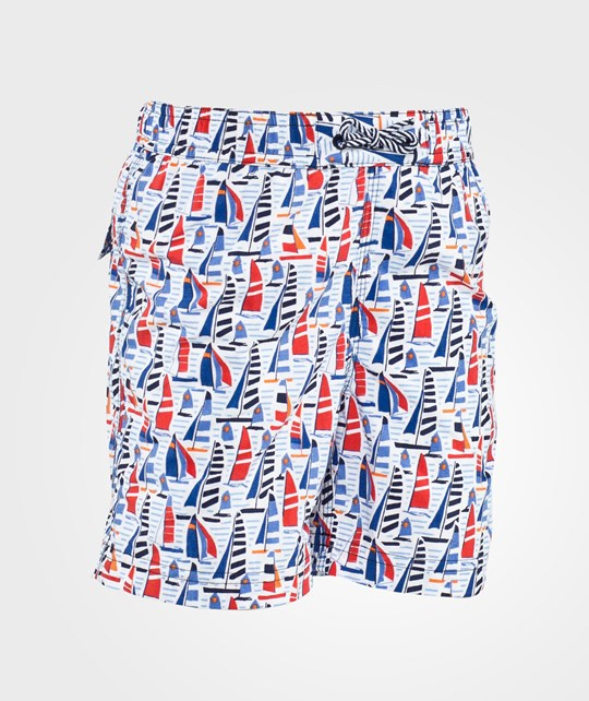 Petit Bateau Printed Trunks Multiprint