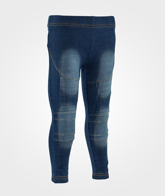 Geggamoja Leggings  Indigo Blue