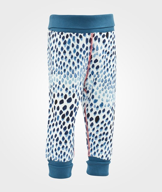 Anïve For The Minors Baby Leggings Dots White