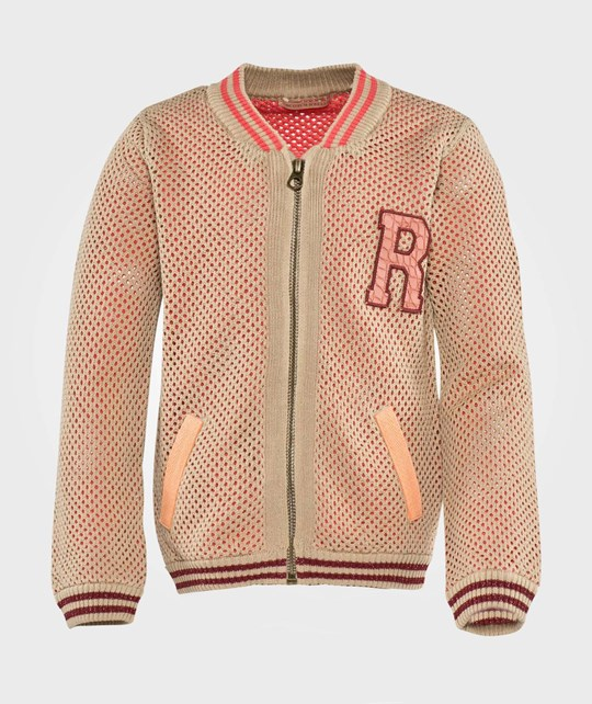 Scotch R'belle Scotch rbelle - double layer college cardigan  20