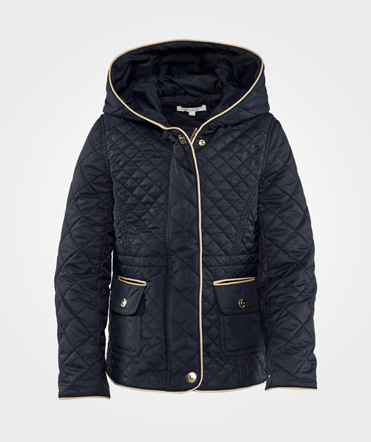 Chloé Quilted Jacket  Navy