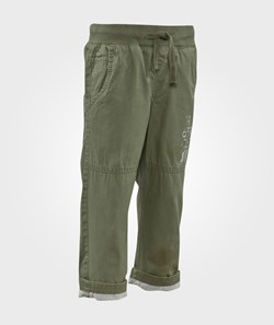 United Colors of Benetton Casual Jersey Lined Trouser With Pockets And Elasticated Waist Karki
