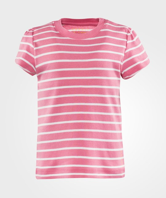 Esprit Ess Striped Ts Crystal Pink Pink