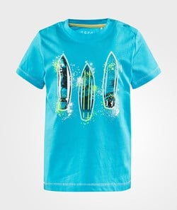 Esprit Surfboards Ts Azure Turquoise