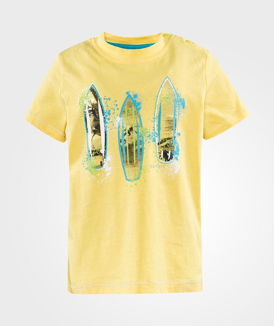 Esprit Surfboards Ts Cw Yellow Yellow