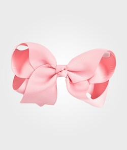 Livly Girls Large Bow Cotton Candy